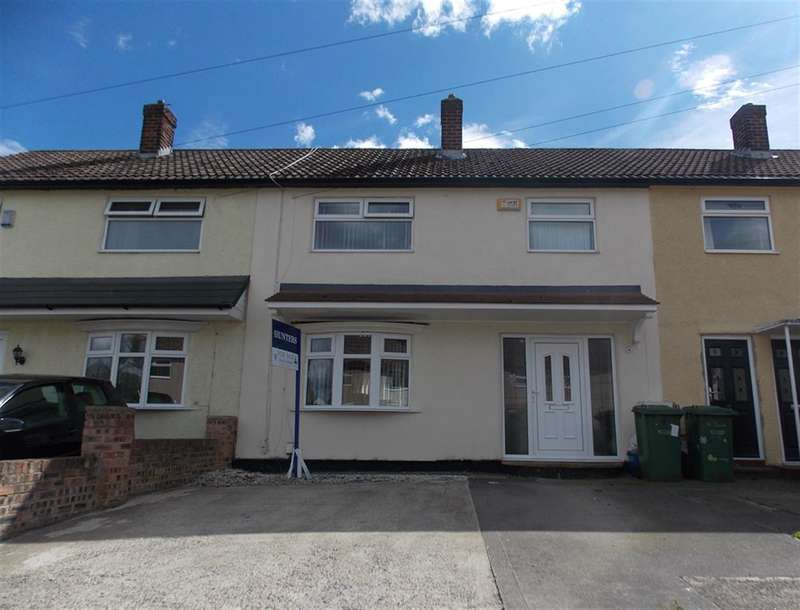 3 Bedrooms Terraced House for sale in Bransdale Close, Stockton-on-Tees, TS19 0SG