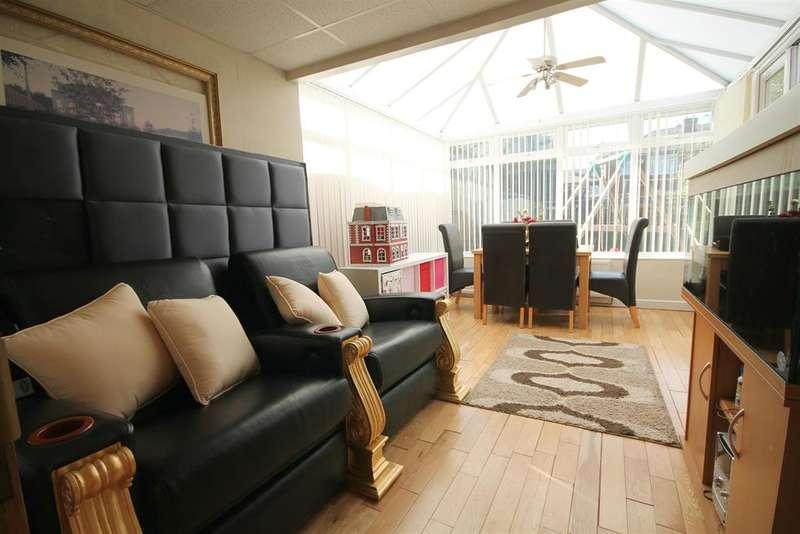 4 Bedrooms Semi Detached House for sale in Cawdor Avenue, Farnworth, Bolton, BL4 7HU