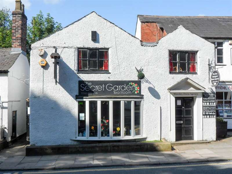 1 Bedroom Commercial Property for sale in Barton Road, Worsley, Manchester, M28 2PD