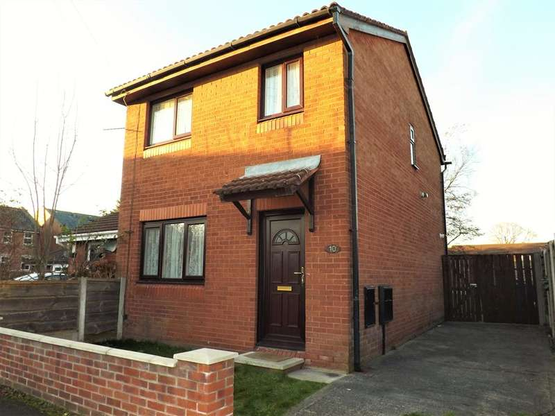 3 Bedrooms Semi Detached House for sale in Pentlands Avenue, Salford, M7 2YG
