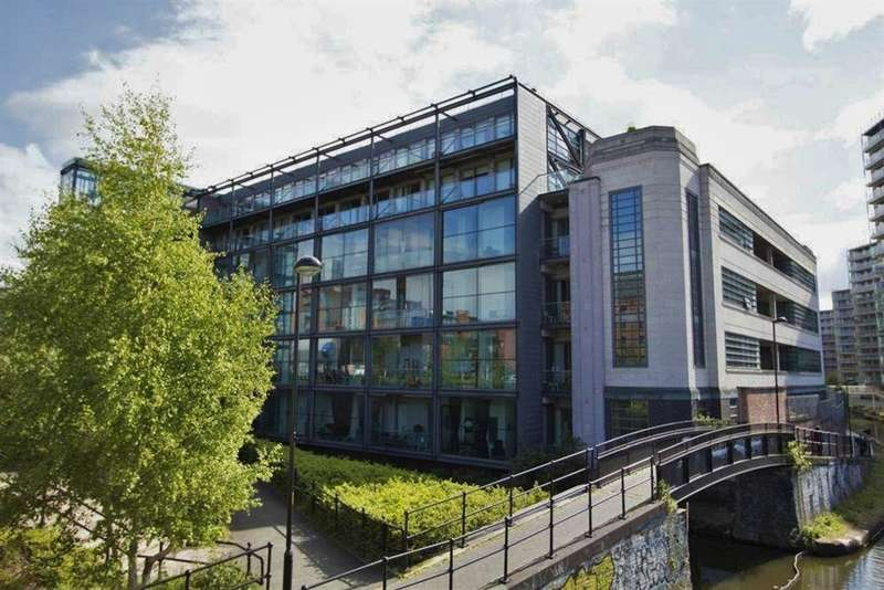 2 Bedrooms Apartment Flat for sale in The Box Works, 4 Worsley Street, Manchester, M15 4NU