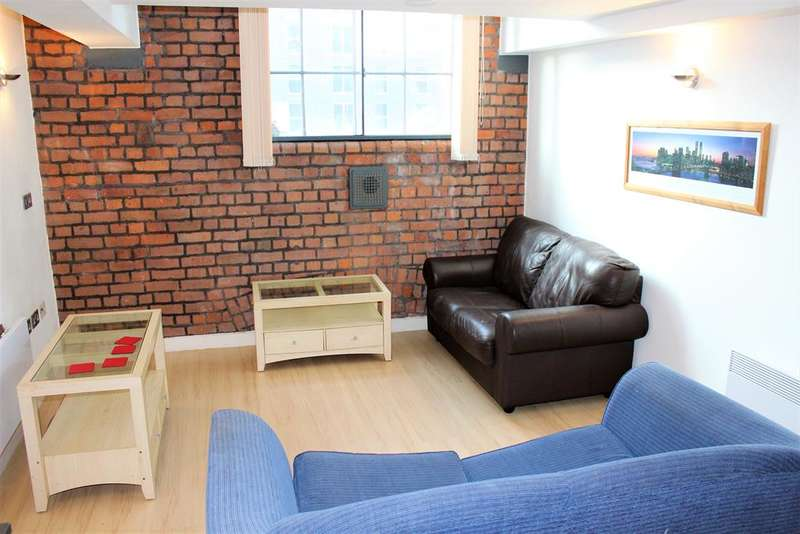 1 Bedroom Apartment Flat for sale in Sorting Office, 7 Mirabel Street, Manchester, M3 1NJ
