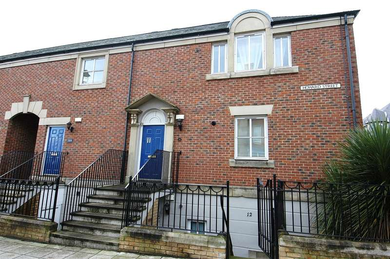 2 Bedrooms Ground Flat for sale in Howard Street, North Shields