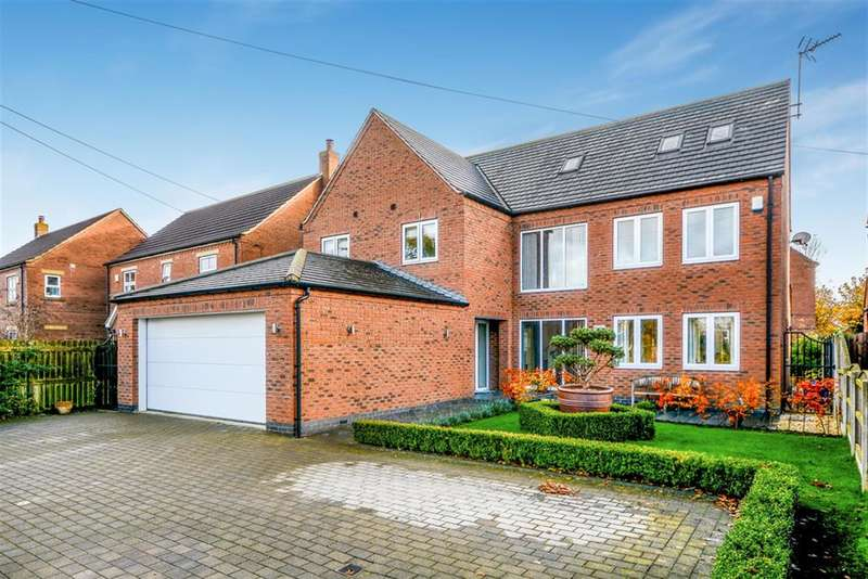 5 Bedrooms Detached House for sale in Beechdale, York Road, Cliffe, Selby, YO8 6NU