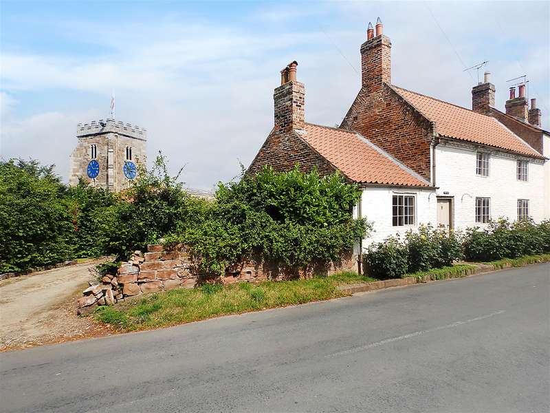 3 Bedrooms Cottage House for sale in Front Street, Boroughbridge, York, YO51 9ES