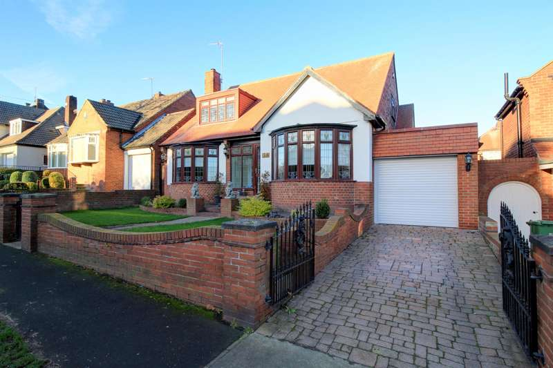 4 Bedrooms Bungalow for sale in Queen Alexandra Road, Ashbrooke, Sunderland, SR3 1XL