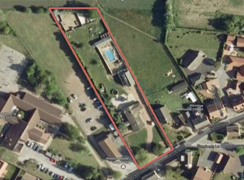 Land Commercial for sale in Nethergate, Westwoodside
