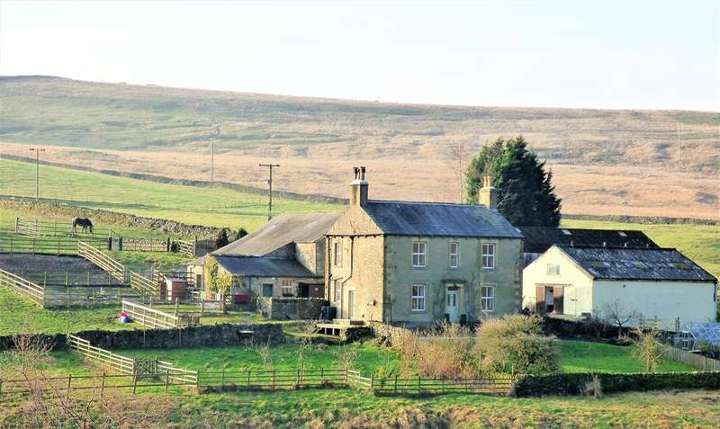 4 Bedrooms Farm House Character Property for sale in Huntsworth Farm, Giggleswick