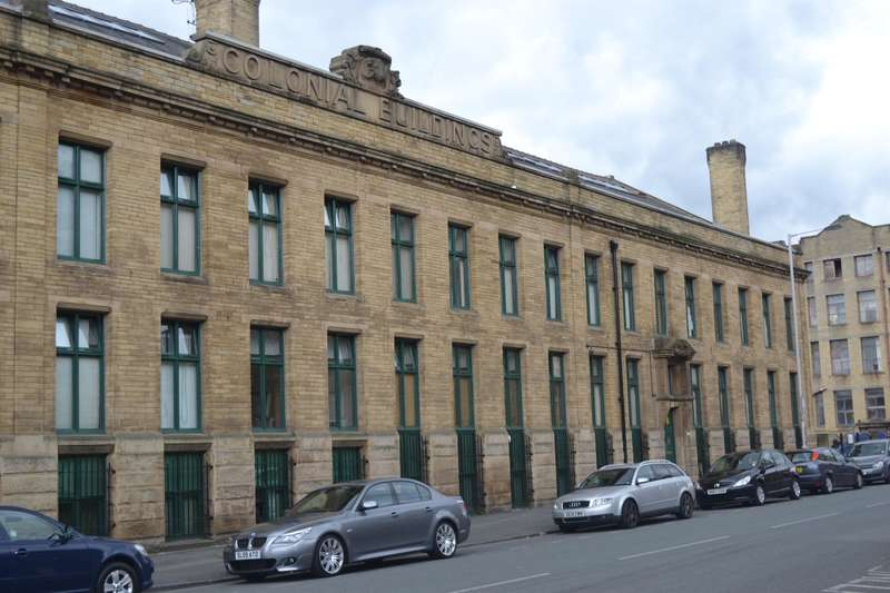 1 Bedroom Ground Flat for sale in Colonial Buildings, Sunbridge Road, Bradford, BD1 2NB