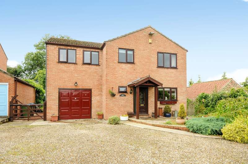 4 Bedrooms Detached House for sale in Thormanby, York, , YO61 4NN