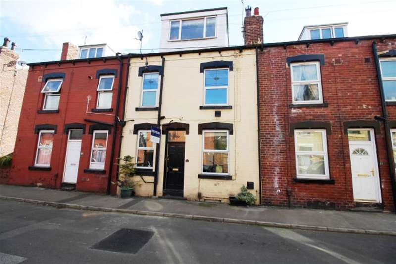 2 Bedrooms Terraced House for sale in Branch Place, Wortley, LS12