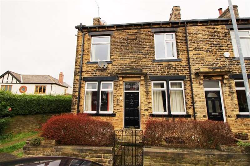 2 Bedrooms Semi Detached House for sale in Smalewell Road, Pudsey, LS28