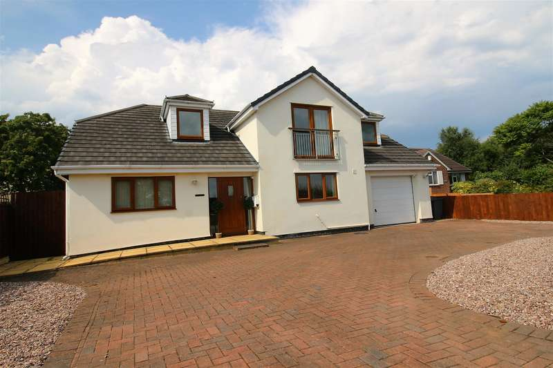 4 Bedrooms Detached House for sale in Whitfield Lane, Heswall, Wirral, CH60 5RS