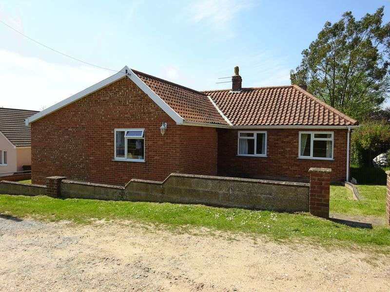 4 Bedrooms Detached Bungalow for sale in Myrtle Avenue, Old Costessey, Norwich