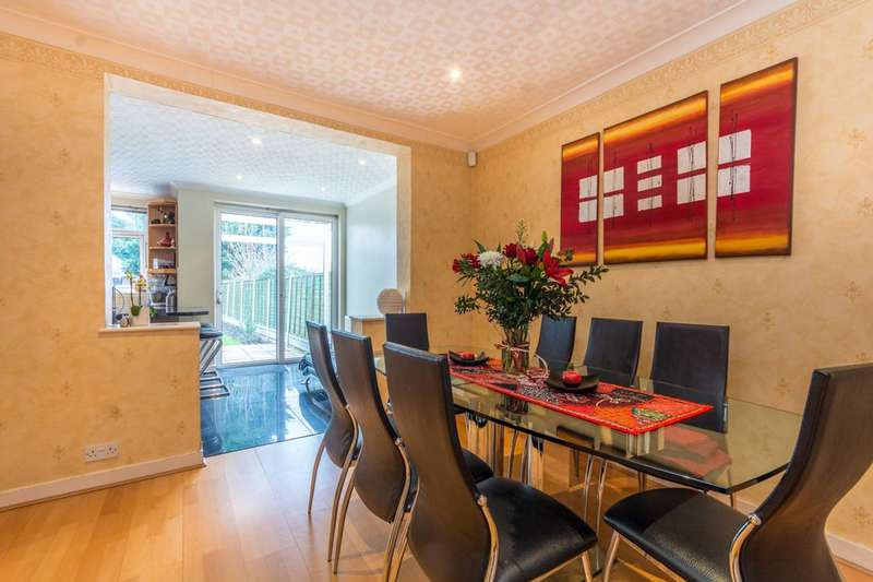 3 Bedrooms House for sale in Norfolk Avenue, Palmers Green, N13