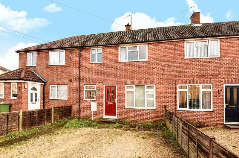 3 Bedrooms Terraced House for sale in Welford Gardens, Abingdon