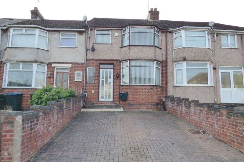 3 Bedrooms Property for sale in Brookford Avenue, Coventry
