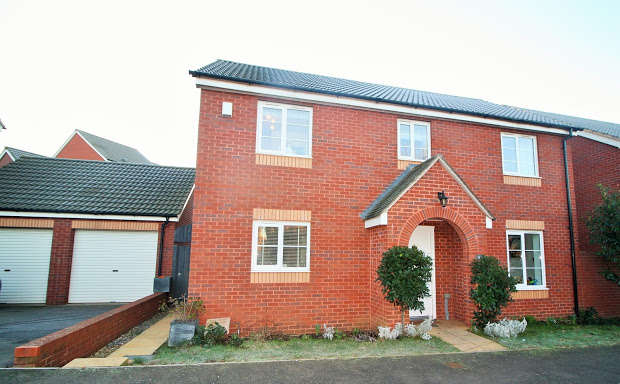 4 Bedrooms Property for sale in Liberty Way, EXETER, EX2