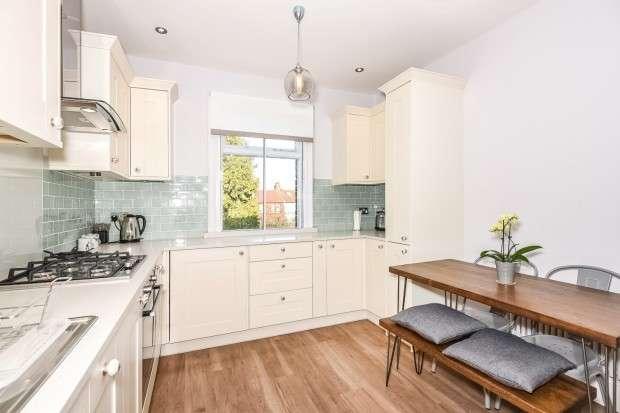 2 Bedrooms Maisonette Flat for sale in Hide Road, Harrow, HA1