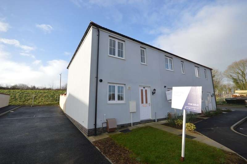 2 Bedrooms Property for sale in Gilliflower Place, (plot 95), Liskeard, PL14