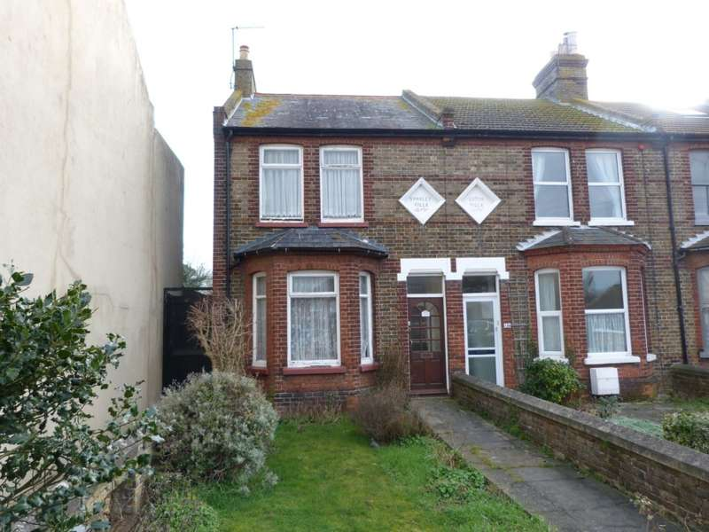 2 Bedrooms End Of Terrace House for sale in Beacon Road, St. Peters