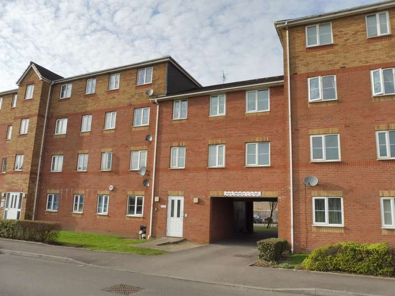 1 Bedroom Flat for sale in Beaufort Square, Cardiff