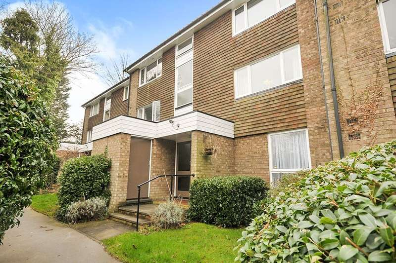 1 Bedroom Flat for sale in Freethorpe Close, London, SE19