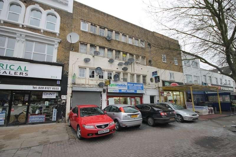 1 Bedroom Flat for sale in Barking Road, Plaistow, London, E13