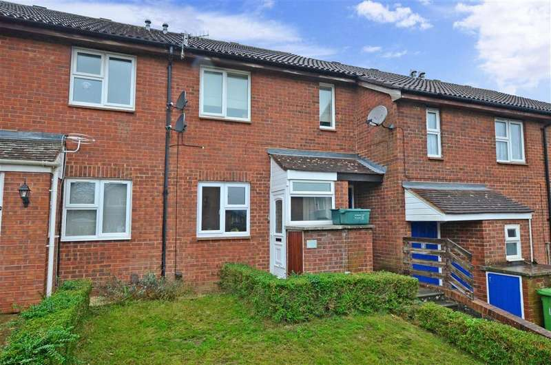 1 Bedroom Ground Maisonette Flat for sale in Hawthorn Walk, Tunbridge Wells, Kent