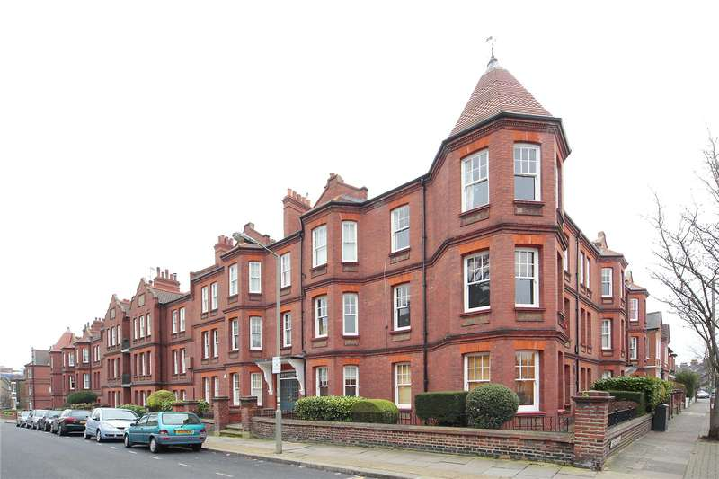 4 Bedrooms Flat for sale in Boundaries Mansions, Balham, London, SW12