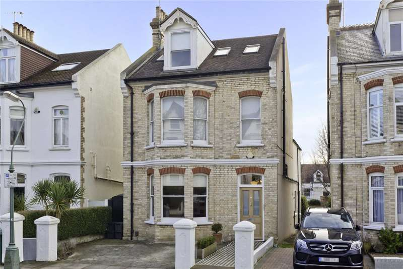 5 Bedrooms Detached House for sale in Ranelagh Villas, Hove, East Sussex, BN3