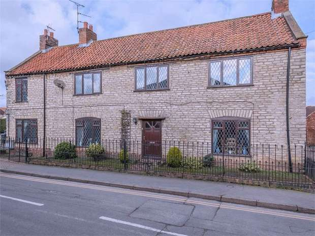 5 Bedrooms Detached House for sale in High Street, Metheringham, Lincoln