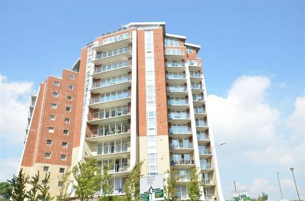 1 Bedroom Flat for sale in Richmond Hill Gate, Richmond Hill Drive, Bournemouth