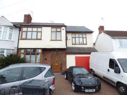 Semi Detached House for sale in The Common, Barwell, Leicester, Leicestershire
