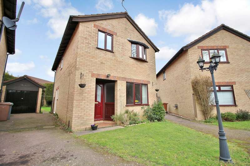 3 Bedrooms Detached House for sale in Swansgate, Norwich