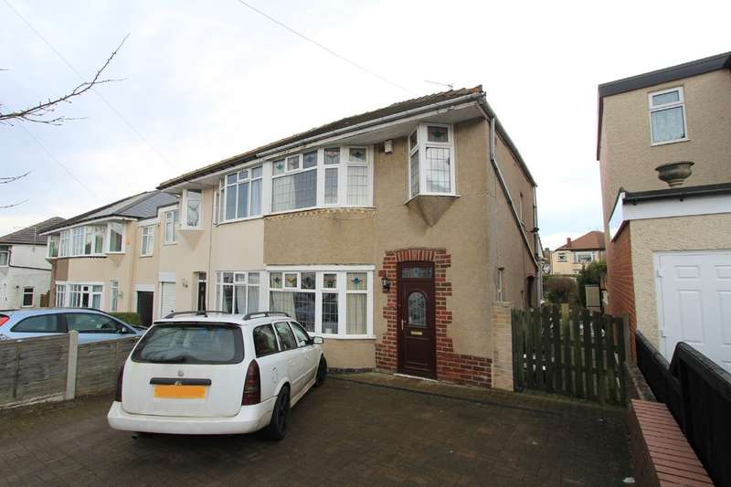 3 Bedrooms Semi Detached House for sale in Gleadless Avenue, Gleadless