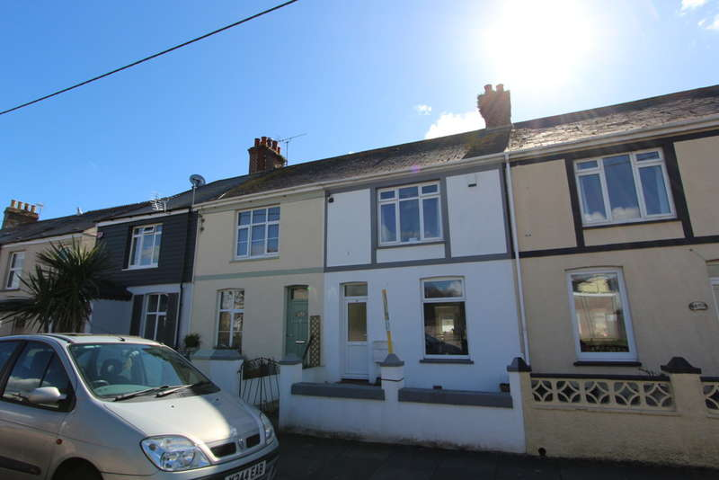 2 Bedrooms Terraced House for sale in Carbeile Road, Torpoint