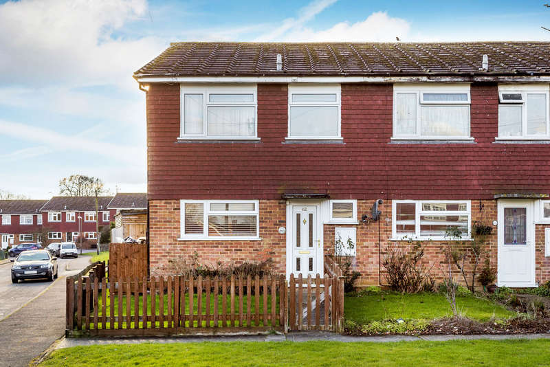 3 Bedrooms End Of Terrace House for sale in Springfield Road, Edenbridge, TN8