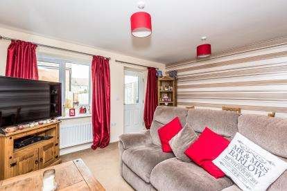 2 Bedrooms Terraced House for sale in Ann Crescent, Cannock, Staffordshire