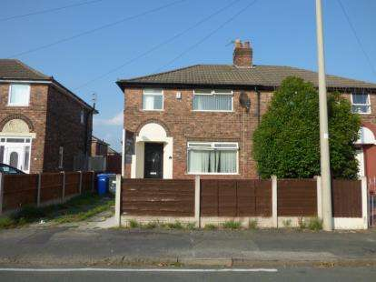 3 Bedrooms Semi Detached House for sale in Trafford Avenue, Warrington, Cheshire, WA5