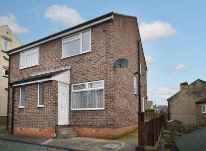2 Bedrooms Semi Detached House for sale in Hadfield Street, Sheffield, South Yorkshire