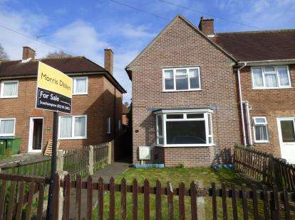 1 Bedroom End Of Terrace House for sale in Coxford, Southampton, Hampshire