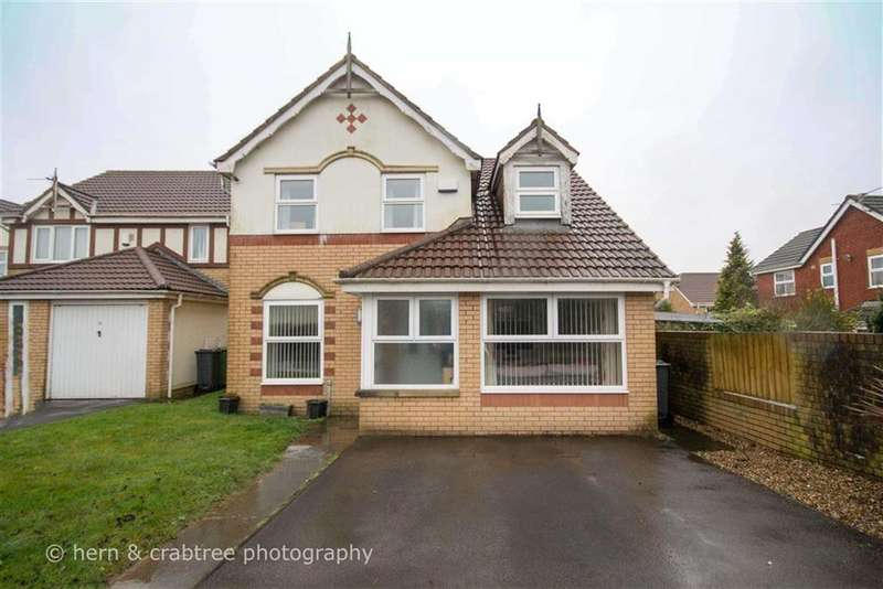 3 Bedrooms Property for sale in Crosswells Way, Westfield Park, Cardiff