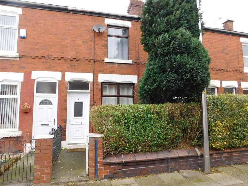 2 Bedrooms Property for sale in Forbes Street, Bredbury, Stockport