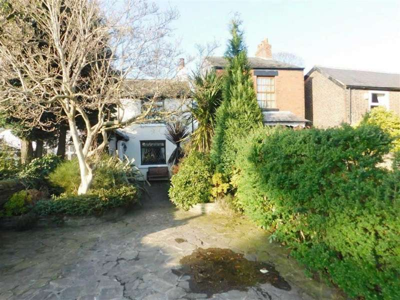 2 Bedrooms Cottage House for sale in Bredbury Green, Romiley, Stockport