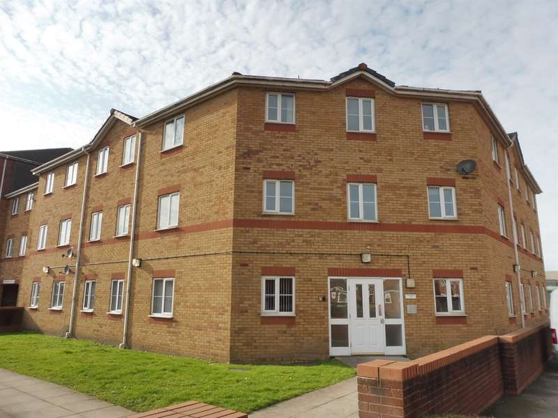 1 Bedroom Apartment Flat for sale in Cwrt Boston, Cardiff
