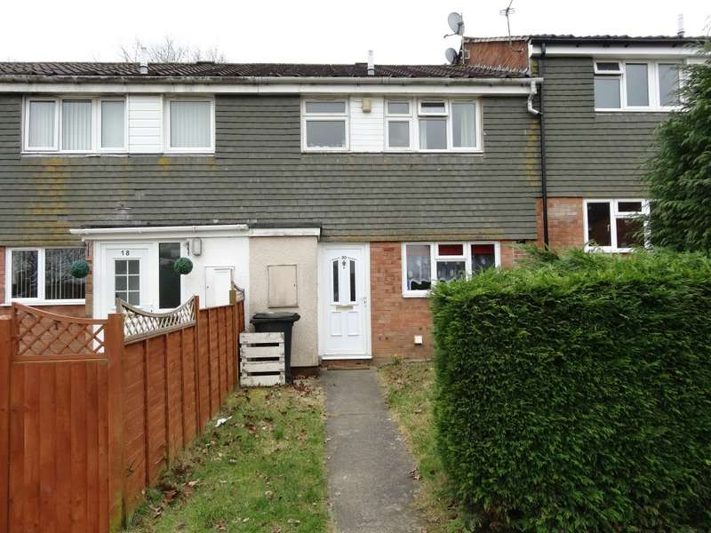 3 Bedrooms Terraced House for sale in Blenheim Road, Yeovil
