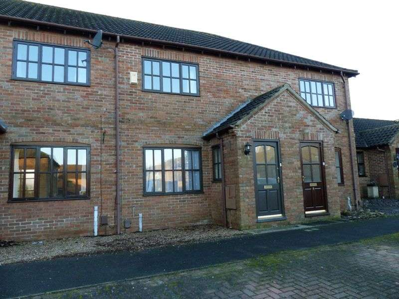 2 Bedrooms Terraced House for sale in Revesby Square, Heighington