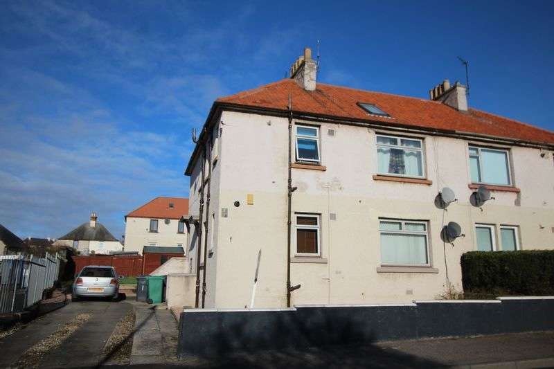 2 Bedrooms Flat for sale in Cairns Street West, Kirkcaldy