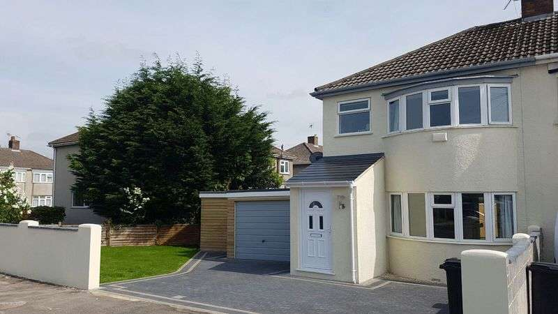 3 Bedrooms Semi Detached House for sale in St. Austell Road, Weston-Super-Mare